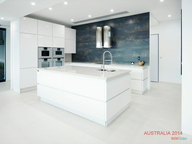 Australia 2014 cucina vista d'insieme