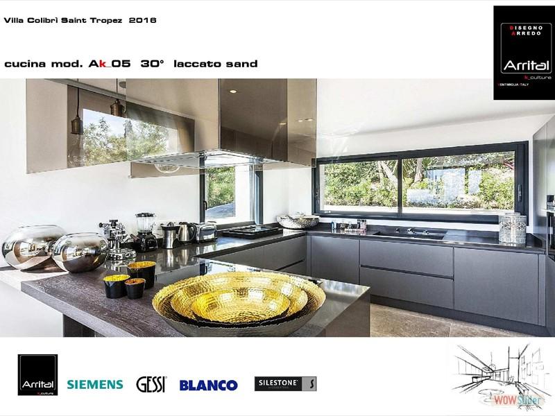 Saint Tropez 2016  Arrital  cucine